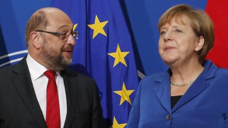 El SPD alemán abre la puerta a otra coalición con Merkel