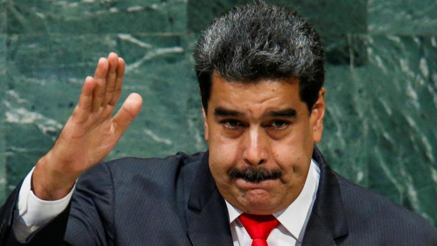 """Maduro, con Díaz-Canel en el Harlem: """"Hasta la victoria siempre, Nueva York"""""""