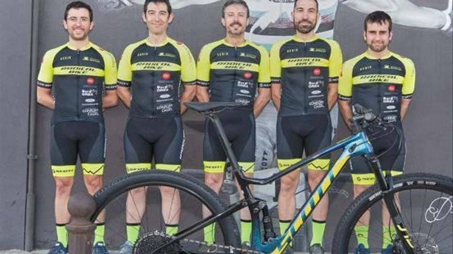 Nuevo grupo en el Radical Bike