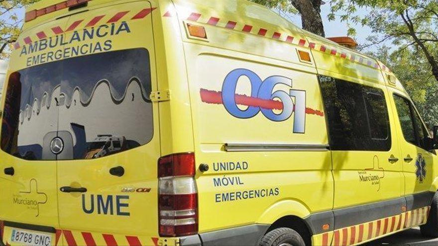 Muere un hombre de 37 años en un incendio en Alguazas