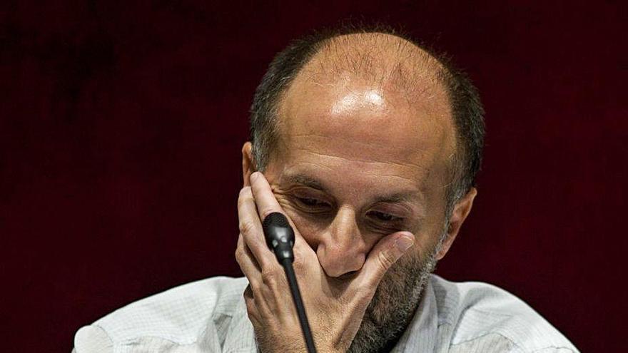 Jácome expulsa del partido a los cuatro concejales díscolos y ahonda la crisis en la ciudad de Ourense