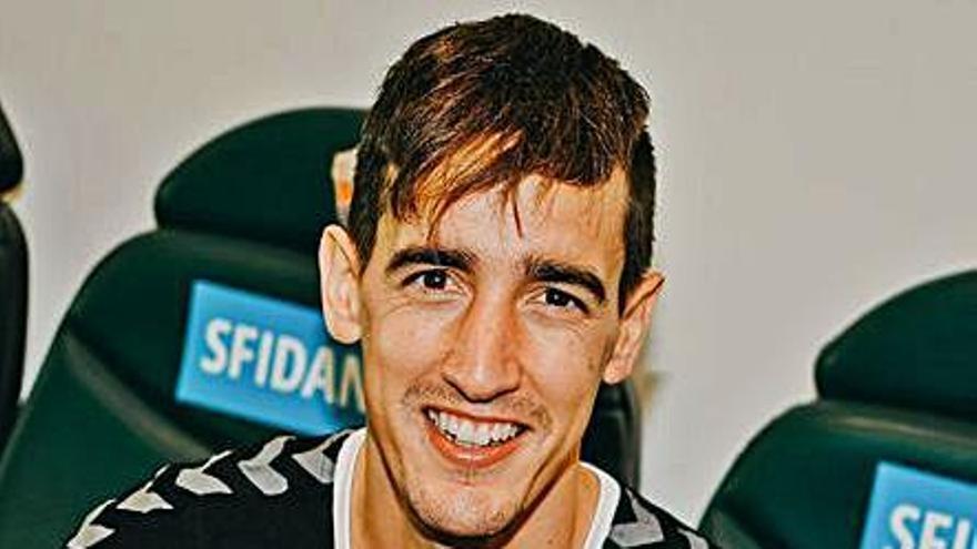 Edgar Badia: «Estamos compitiendo bien y podemos ganar en Villarreal»