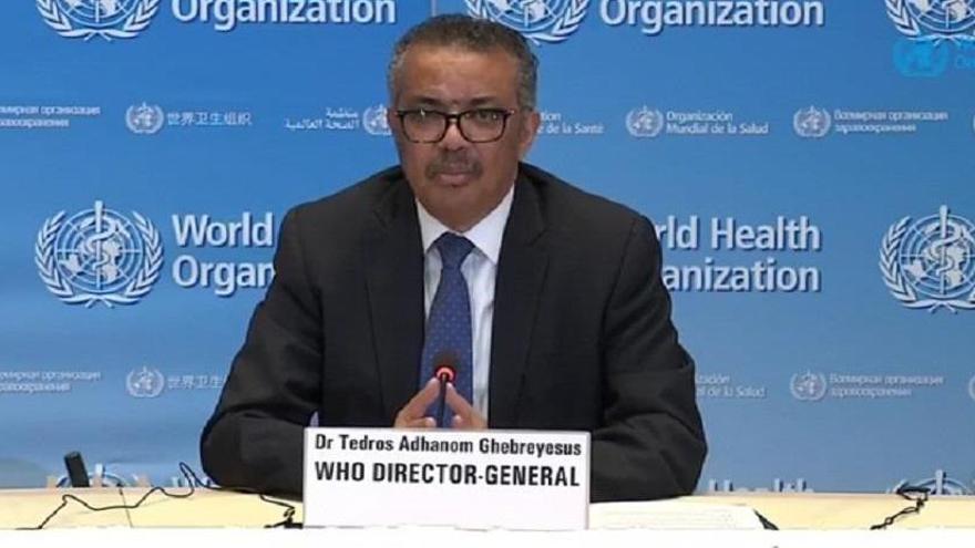 """La OMS avisa de que el mundo está en un momento """"crítico y peligroso"""" de la pandemia"""