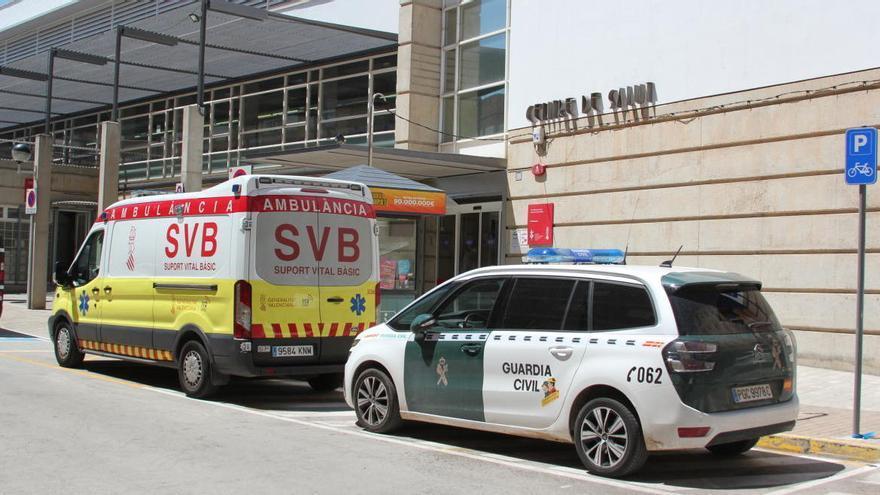 Salvan a una niña de dos años de morir atragantada