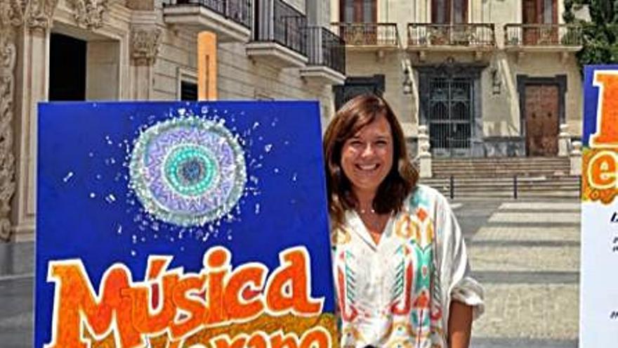 Música en Verano en las calles de Orihuela