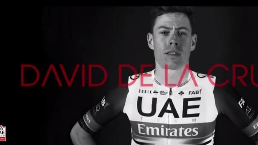 Los ocho de UAE Team Emirates para la Vuelta