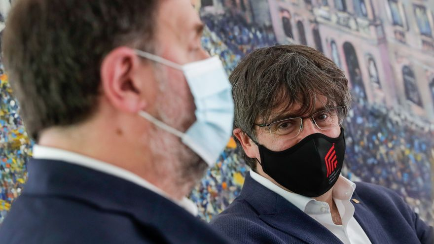 El Parlamento Europeo pide investigar los contactos del entorno de Puigdemont con Rusia