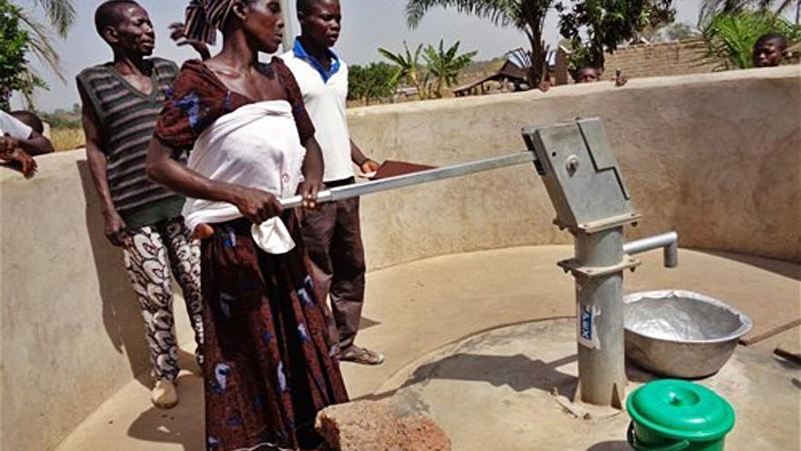 Mallorca ayuda a construir pozos en 14 pueblos de África