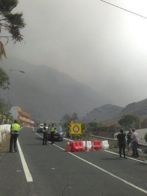 Segundo día de intensa calima en Canarias