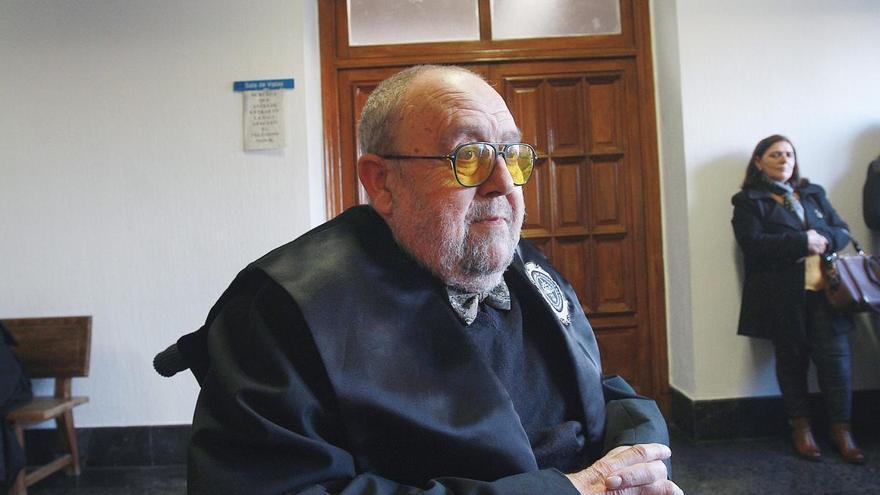 Fallece a los 73 años el abogado José Luis Carnicero