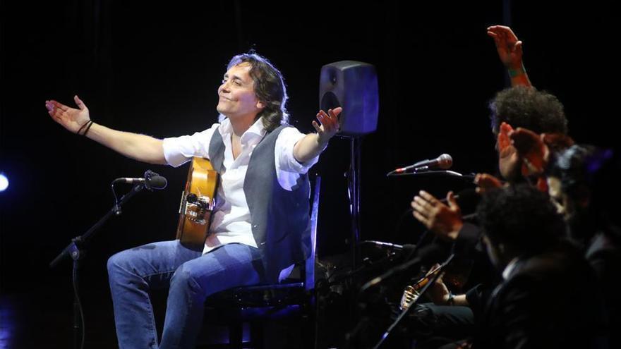 """Vicente Amigo: """"El flamenco echa raíces en uno y ya va con él"""""""