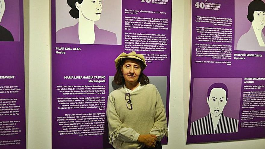 Cristina Escrivá recupera  el asociacionismo femenino