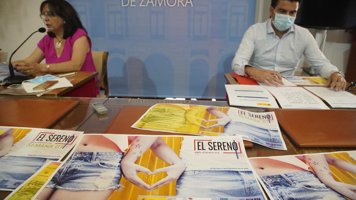 Presentación del programa de El Sereno en Zamora