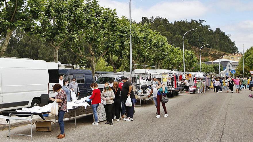Redondela celebrará las ferias los domingos para cerrar la Avenida de Mendiño