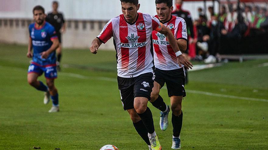 Zamora CF | Carlos Ramos, líder y pichichi