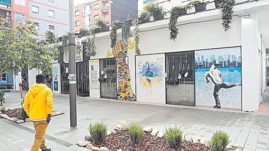 La diversitat al barri i al món, reflectit a l'espai de l'Ateneu Eugenienc
