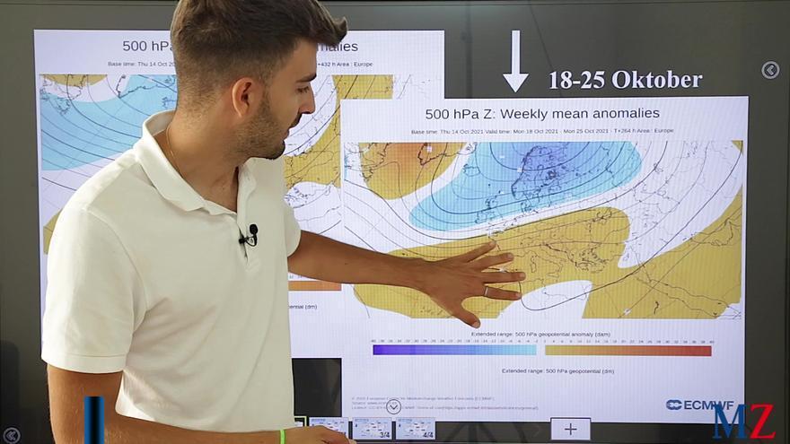Im Video: So wird das Wetter am Wochenende auf Mallorca