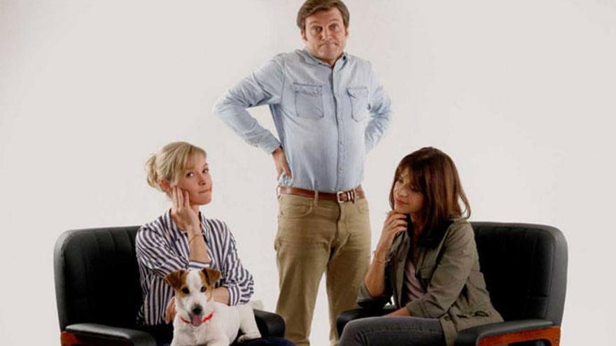 La 1 estrena 'Sabuesos', la historia de un casi detective y su perro parlante