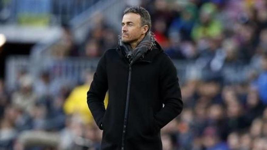 Luis Enrique, nou seleccionador d'Espanya