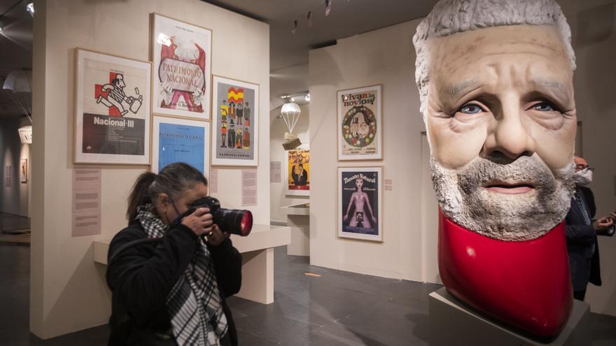 La exposición '¡Viva Berlanga!' permite engrosar el museo dedicado al cineasta