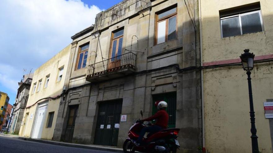 Moaña proyecta reformar el Concello Vello con espacios de local de ensayos y zona de estudios