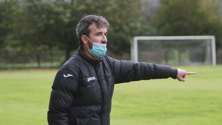 "Rubén Domínguez: ""Me reprocharía algo si el equipo no hubiese arrancado"""