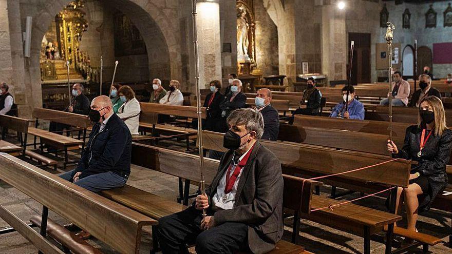 Un día de San Marcos atípico: la invitación de La Hiniesta a los vecinos de Zamora