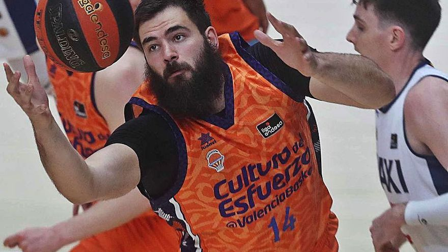 Vendaval del Valencia Basket
