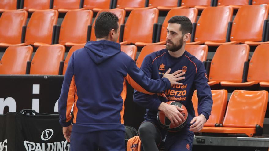 Así está la renovación de Joan Sastre con el Valencia Basket