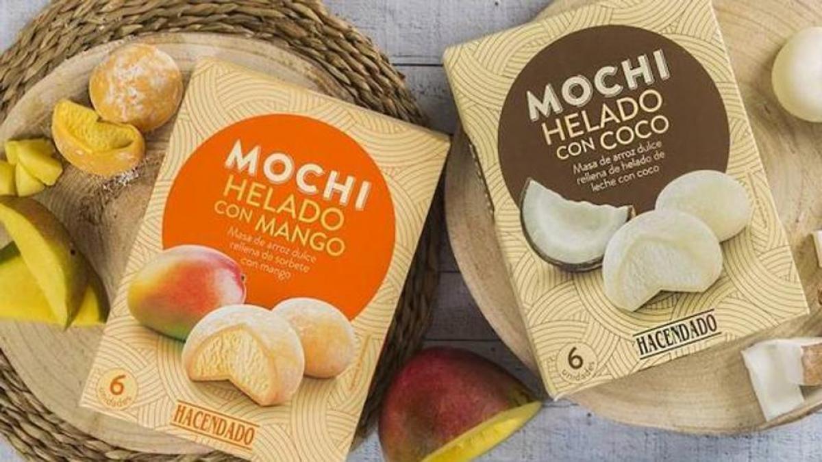 Mercadona recupera los helados Mochis y vende 9.600 unidades al día