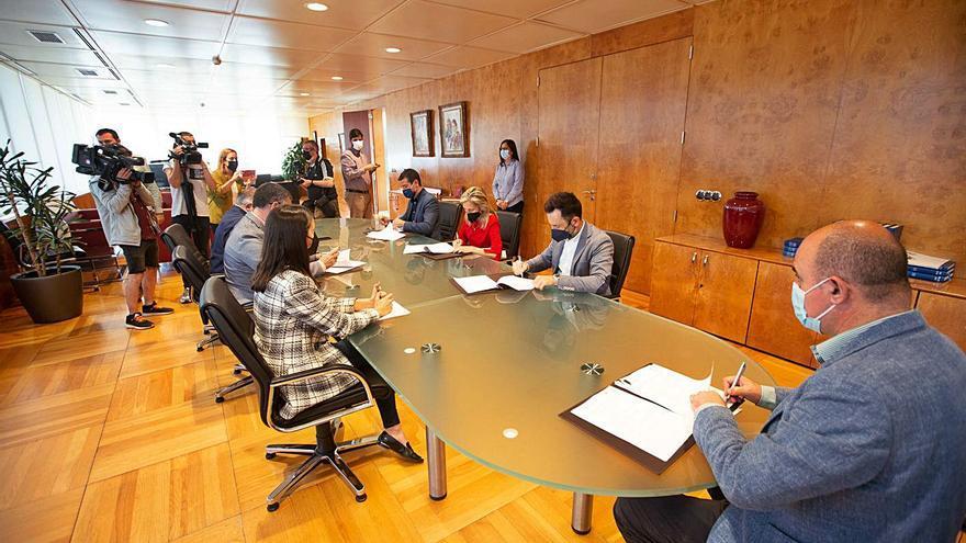 Nueva partida de ayudas de hasta 2.500 euros para cada pyme y autónomo de Ibiza