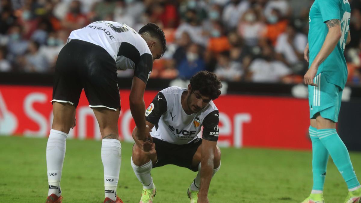 Valencia - Real Madrid: las mejores fotos del partido