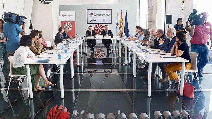 O Plan Estratéxico do Xacobeo recibirá 247,7 millóns de euros