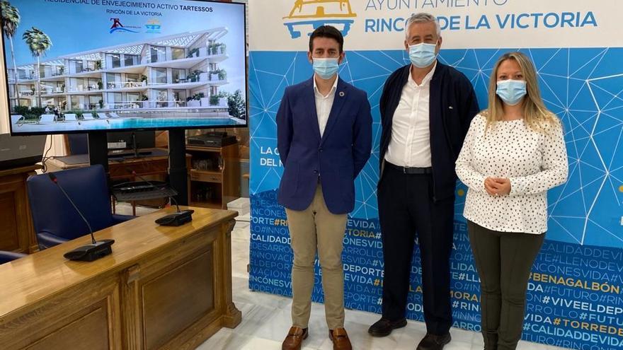 Impulsan un proyecto residencial para mayores en régimen de cooperativa en la zona de El Cantal