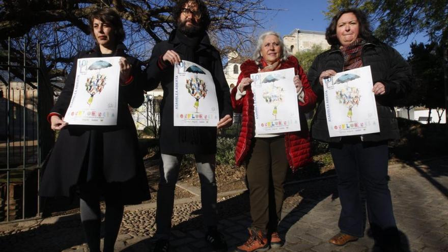 IU, Podemos, Ganemos y Equo debatirán sobre programa, ética y primarias en Córdoba