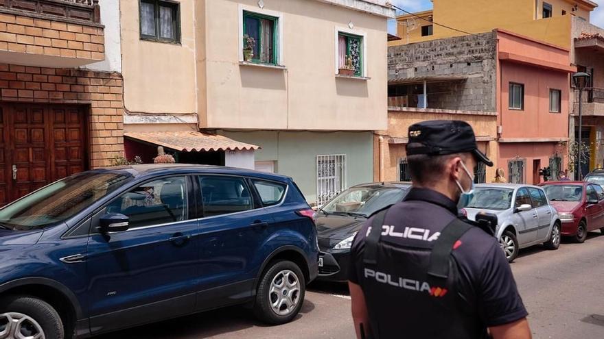 Detenido tras hallar a su tía muerta en su casa de Tenerife