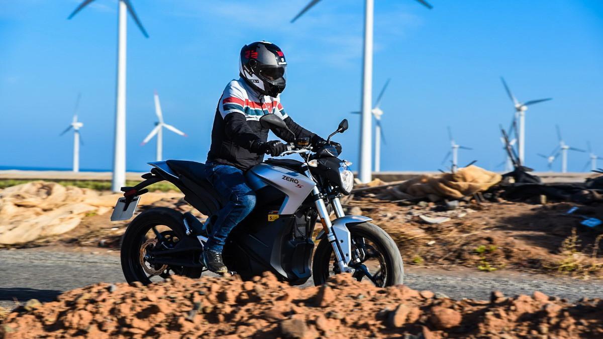 'Desafío Verde': dos motos Zero atravesarán Canarias en una ruta de 668 kilómetros
