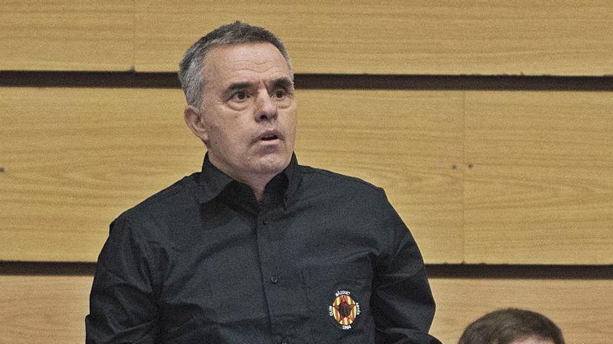 Jordi Estany: «Artés és poble de bàsquet i el partit de dissabte el van veure més de 300 persones per 'streaming'»