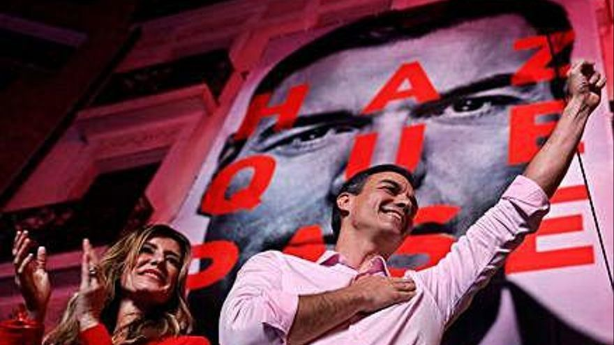 Sánchez espolea a los socialistas europeos