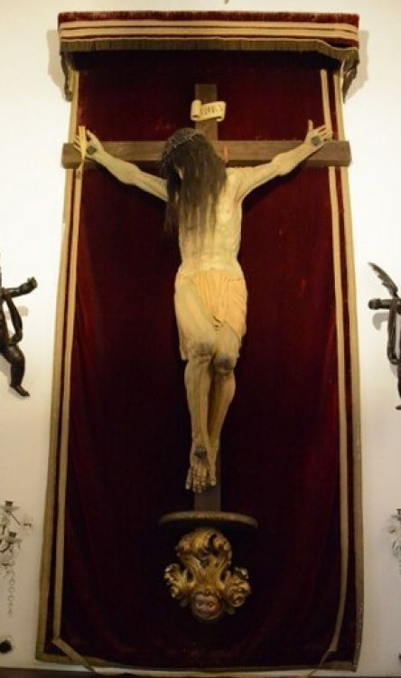 Cristo con pelo natural de la capilla.jpg