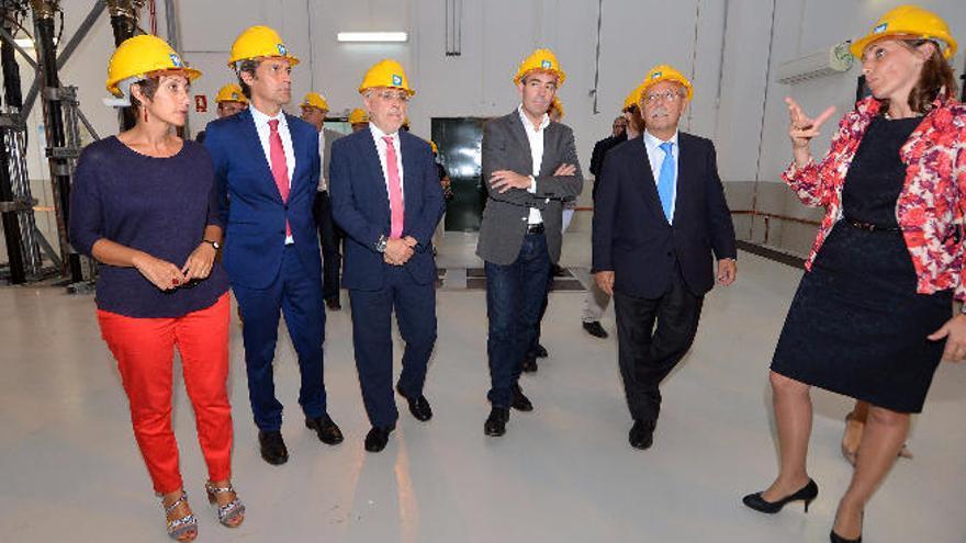 Red Eléctrica recurre la paralización de la línea de Fuerteventura