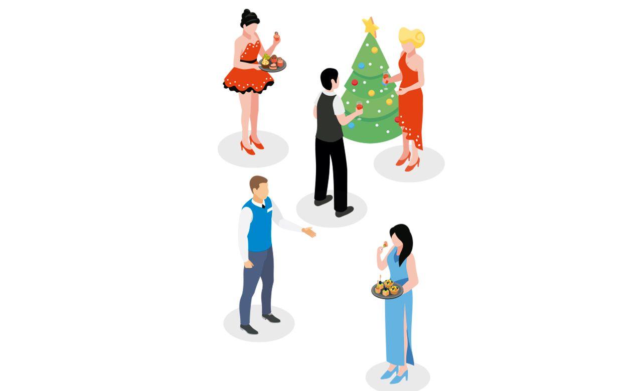 En los encuentros familiares hay que abstenerse de saludos, no compartir alimentos ni bebidas, no realizar brindis y cuando alguien se levante de la mesa, deberá desinfectarse las manos antes de volver a sentarse