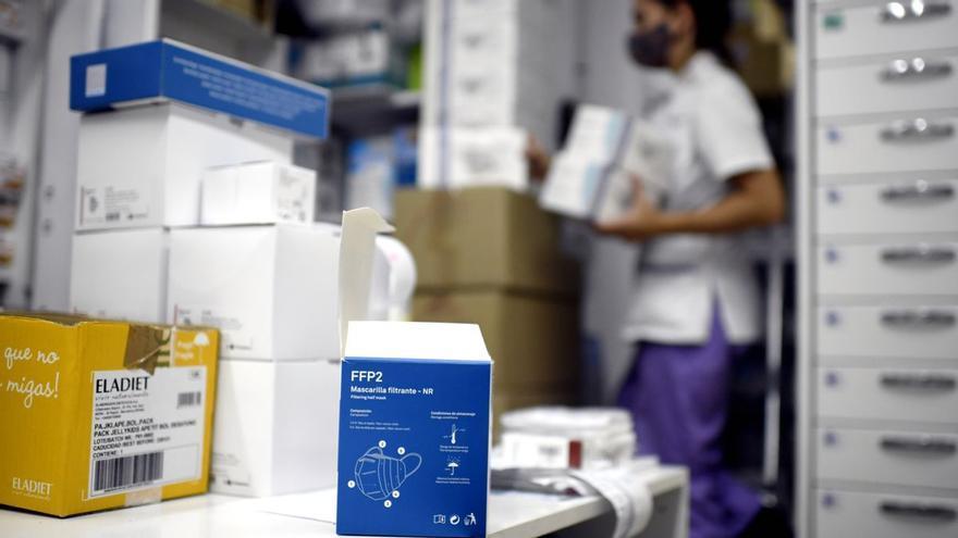 Los test rápidos ya se venden en las farmacias de Málaga