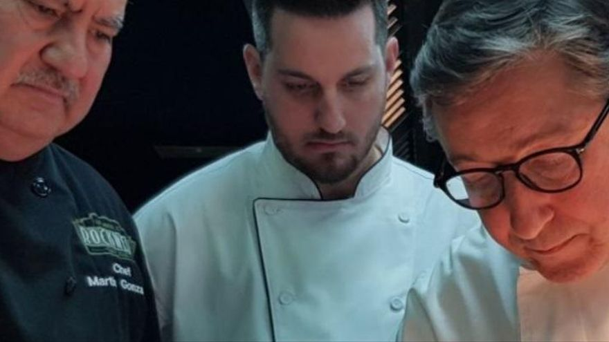 Els germans Roca dissenyen el menú per al sopar benèfic d'Elton John per als Oscar