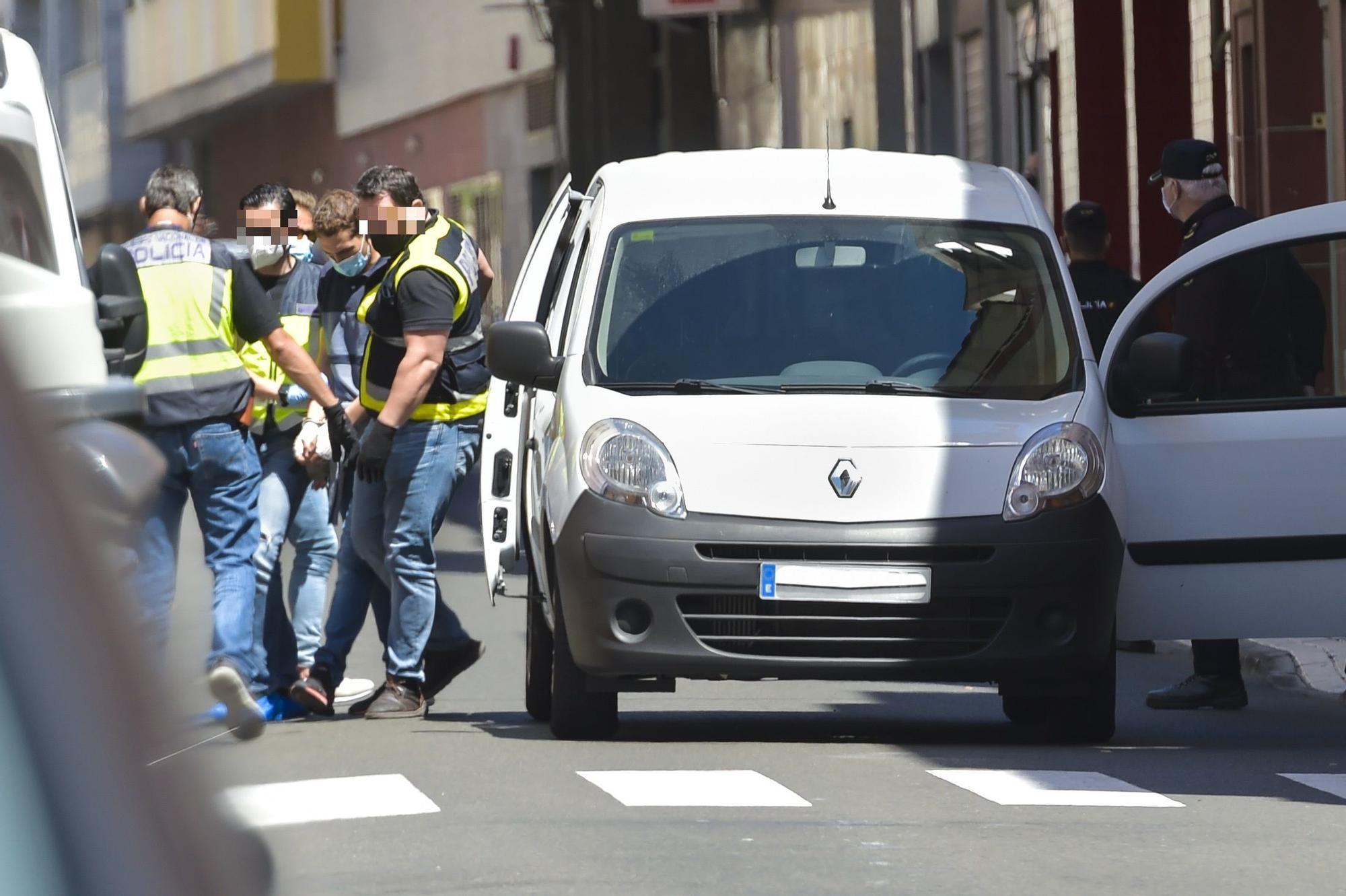 Reconstrucción del crimen de Arenales (15/04/2021)