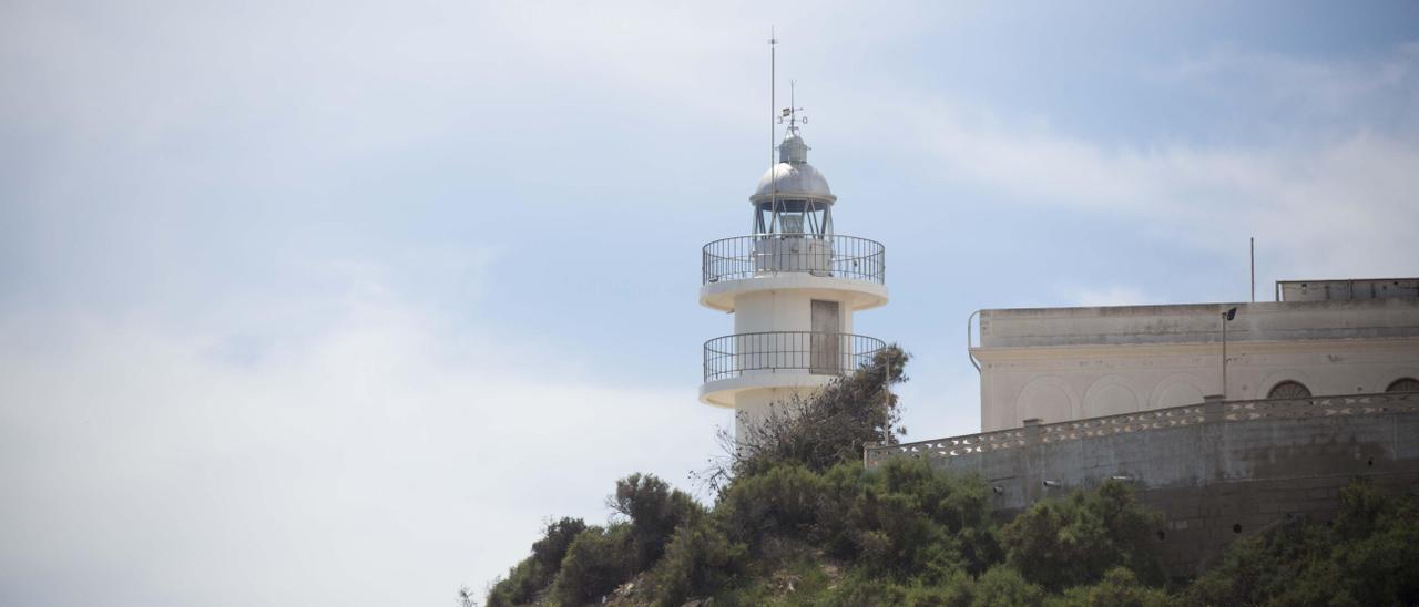 El Faro del Cabo de las Huertas tendrá restaurante.