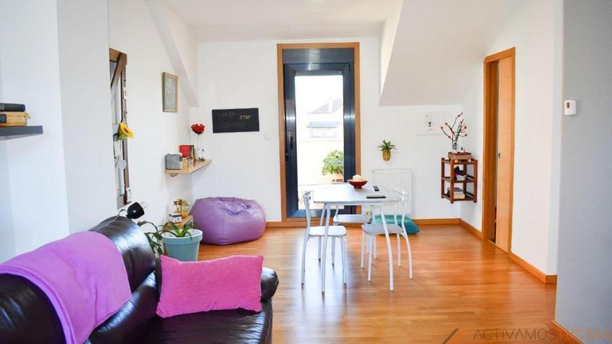 Tenemos el piso que necesitas en Tui, por menos de 150.000 euros
