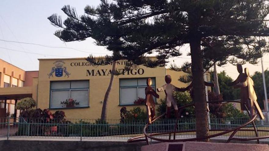 CCOO denuncia que hay centros escolares de La Palma sin luz