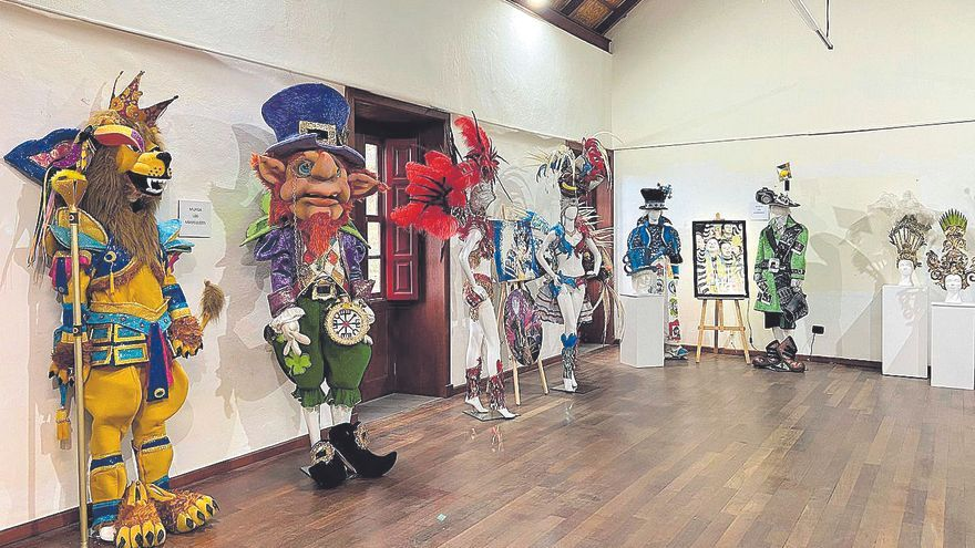Exposición en Vallehermoso