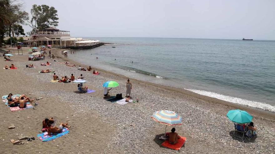 Málaga reconducirá a los bañistas a playas cercanas si el aforo supera el 95%